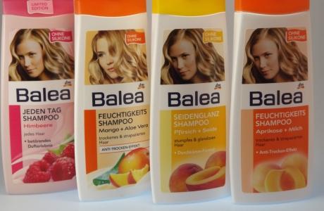 balea shampoo spà lung ohne silikone