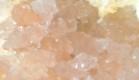 Mineralsalze für die Körperpflege