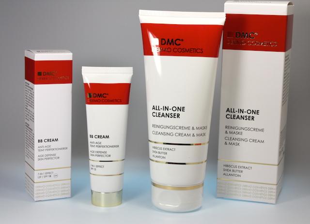 DMC - Kosmetik ohne Silikone
